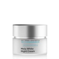 Dr. med. Christine Schrammek Mela White Night Cream 50ml