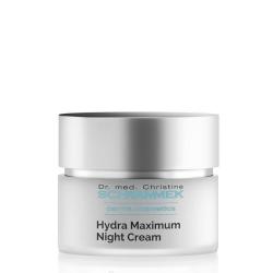 Dr. med. Christine Schrammek Hydra Maximum Night Cream 50ml